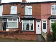 Terraced home to rent in Windsor Road, Stirchley...