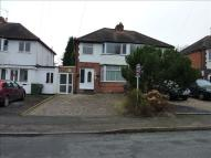 semi detached property to rent in Three Oaks Road, Wythall...