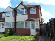 3 bed semi detached house in Dell Road, Kings Norton...