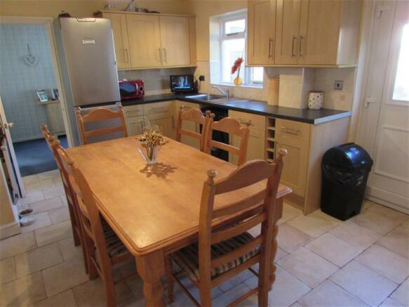 Kitchen Diner View T