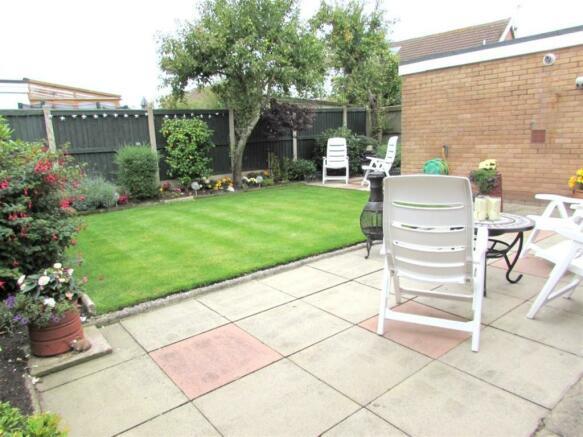 View One Rear Garden