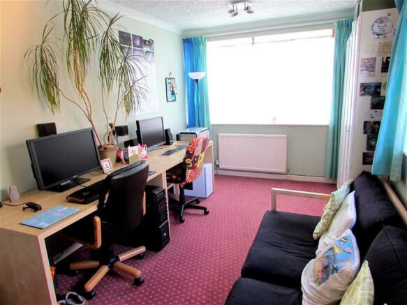 Reception or Bedroom