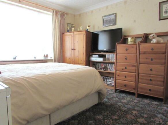 Second GF Bedroom or