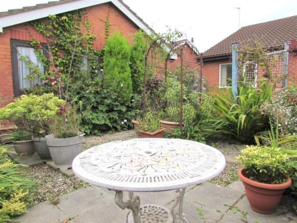 Rear Garden View Two