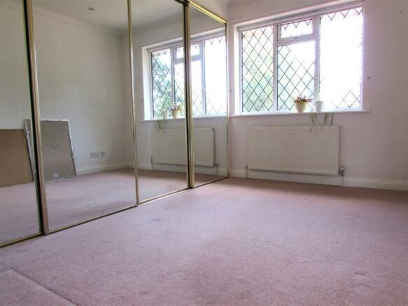 Bedroom or Reception