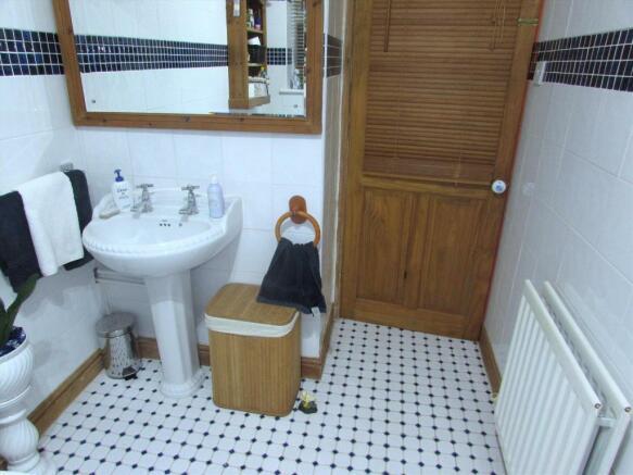 Family Bathroom View