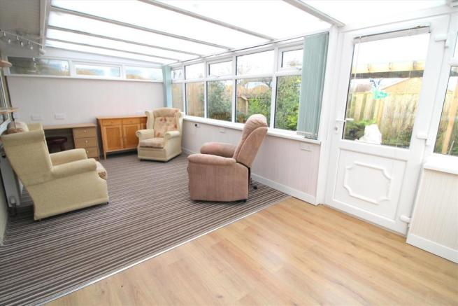 Conservatory View On