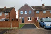 3 bed semi detached house in Boundary Place, Staunton...