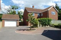 4 bed Detached house to rent in Cherrywood Court...