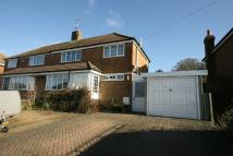 3 bed semi detached home for sale in Leycroft Way, Harpenden...