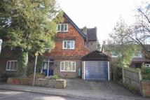 semi detached property for sale in Station Road, Harpenden...