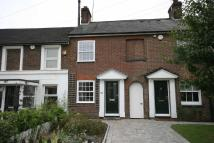 2 bed Terraced property to rent in Luton Road, Harpenden...