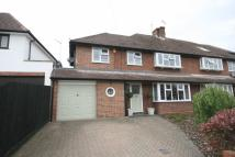 Carisbrooke Road semi detached house for sale