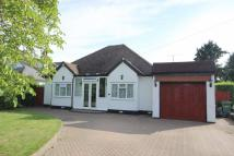 4 bedroom Detached Bungalow in Oaklands Lane, St Albans...