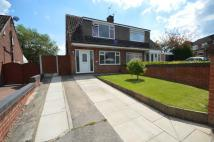 semi detached house in Tattonmere Gardens...