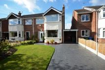 3 bedroom semi detached property for sale in Lorna Road, Cheadle Hulme
