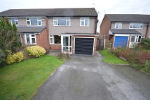 3 bed semi detached property in Hatchmere Close...
