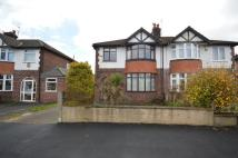 3 bed semi detached house in Bannister Drive...