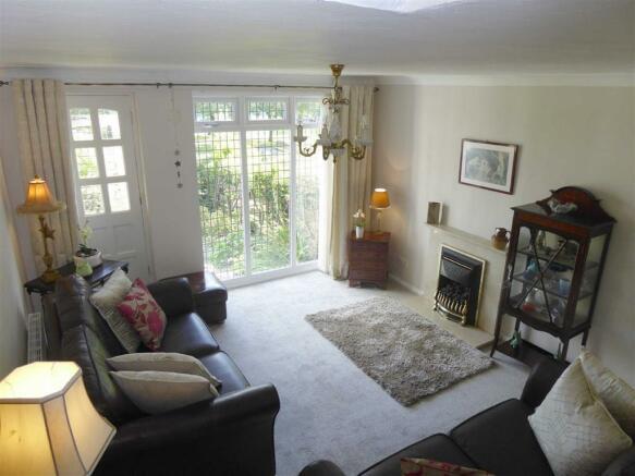 Open Plan Living Room: