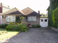 Bungalow for sale in Oxhey Hall