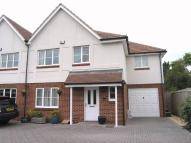 semi detached house to rent in Oxhey Hall