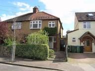 3 bed semi detached property for sale in Oxhey