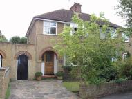 3 bed semi detached property in Oxhey