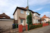 semi detached house in Monks Park, Wembley...