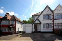 semi detached home for sale in Park Chase, WEMBLEY PARK...