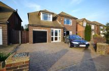 Detached home in Orsett Heath Crescent...