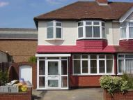 3 bed Terraced property to rent in Woodgrange Avenue...