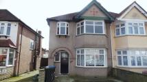 semi detached house in Elmcroft Avenue...