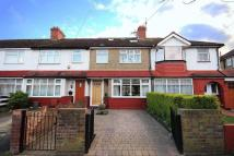 Terraced house in Bedford Road, Edmonton...