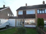 semi detached house in Ambleside Crescent...