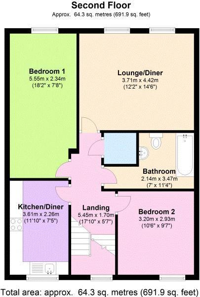 87c lcr floorplan