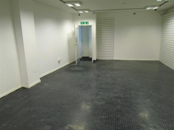 Net Internal Floor A