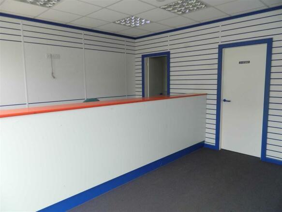 Front Shop/Reception