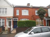 Woodside Road Terraced property for sale