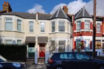 Terraced property in Lyndhurst Road...