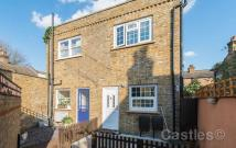 3 bed End of Terrace house in Southey Road N15