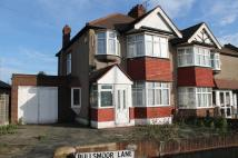 semi detached property for sale in Bullsmoor Lane, Enfield
