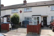 Terraced home for sale in Stoneleigh Avenue...