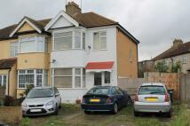 3 bed semi detached property in Pembroke Avenue, Enfield