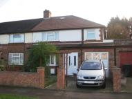 semi detached home for sale in Hoe Lane, Enfield...