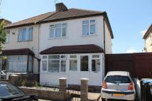 semi detached property for sale in Carterhatch Road...