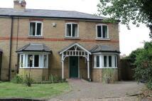 5 bedroom semi detached property in Heron Mead, Enfield Lock...