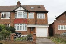Arbour Road Terraced house for sale