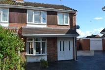 semi detached house in Bartlett Close, Tipton