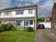 3 bedroom semi detached property in St. Davids Drive, Machen...
