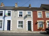 Terraced home for sale in Starbuck St, Rudry...